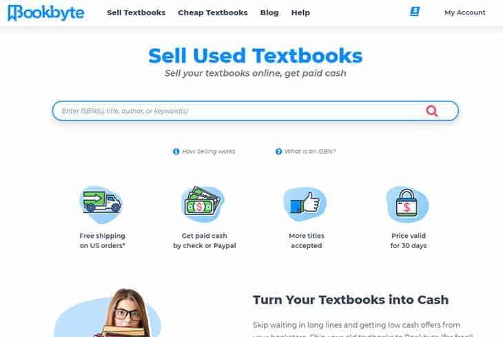 Bookbyte cheap textbooks