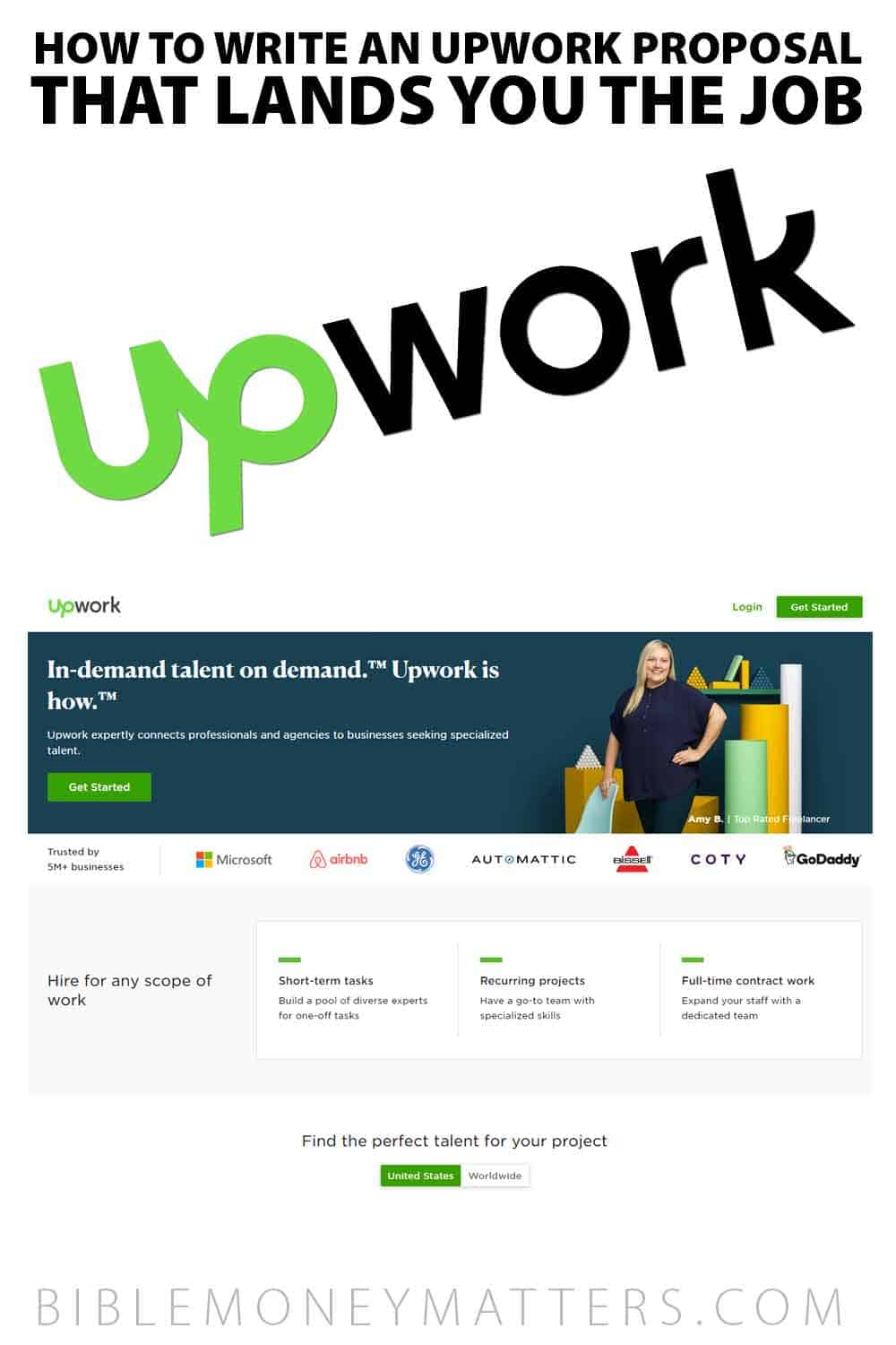 How To Write An Upwork Proposal That Lands You The Job